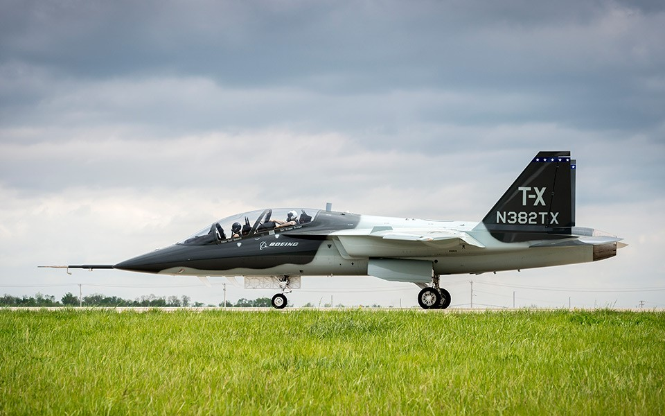 Blurring the Lines, Part I:A Promising New Trainer Aircraft and Its